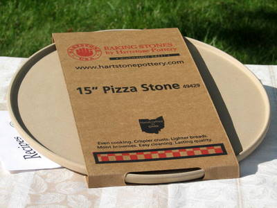 Hartstone pizza stone